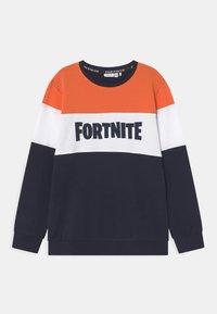 Name it - NKMFORTNITE FARIS - Sweatshirt - dark blue - 0