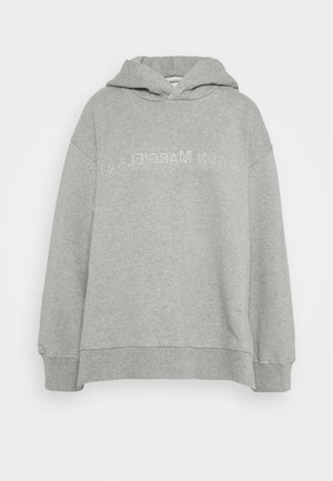 Mikina - melange grey