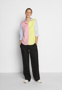 Lauren Ralph Lauren - JAMELKO LONG SLEEVE - Button-down blouse - multi coloured - 1