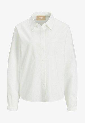 MISSION - Button-down blouse - white