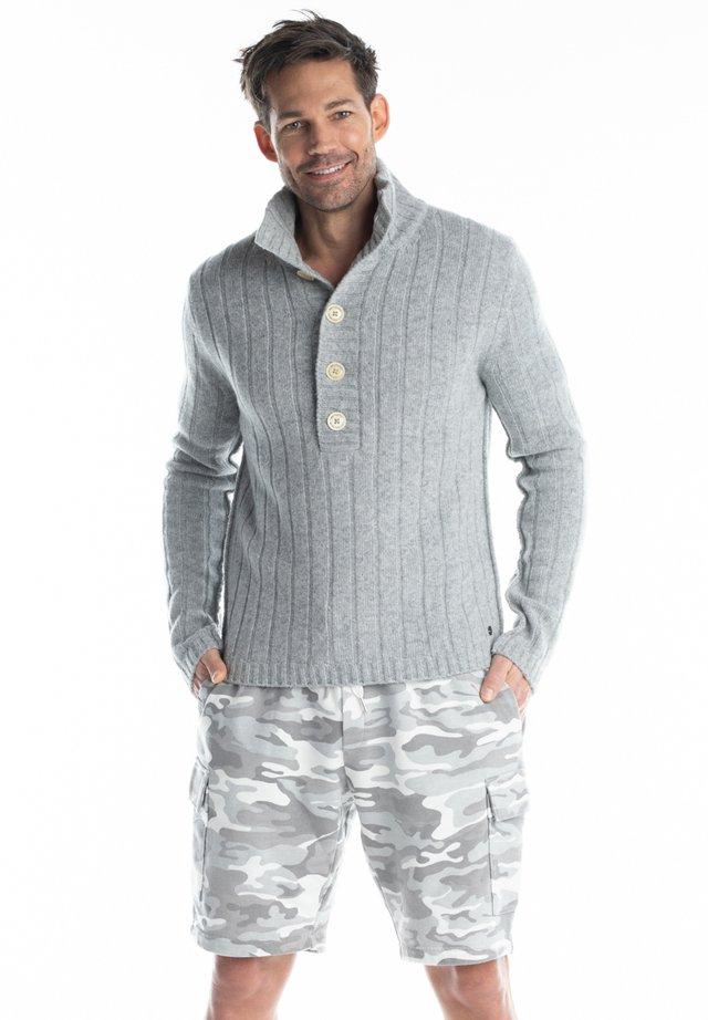 Sweatshirt - 7003 light grey