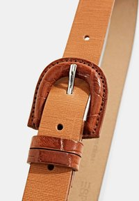 Esprit - Belt - caramel - 5