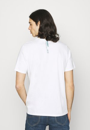 AVANDARO MAN - T-shirt print - white