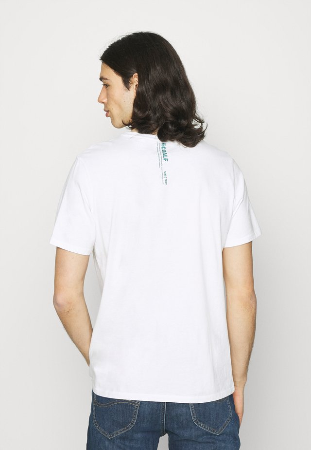 AVANDARO MAN - T-shirt med print - white
