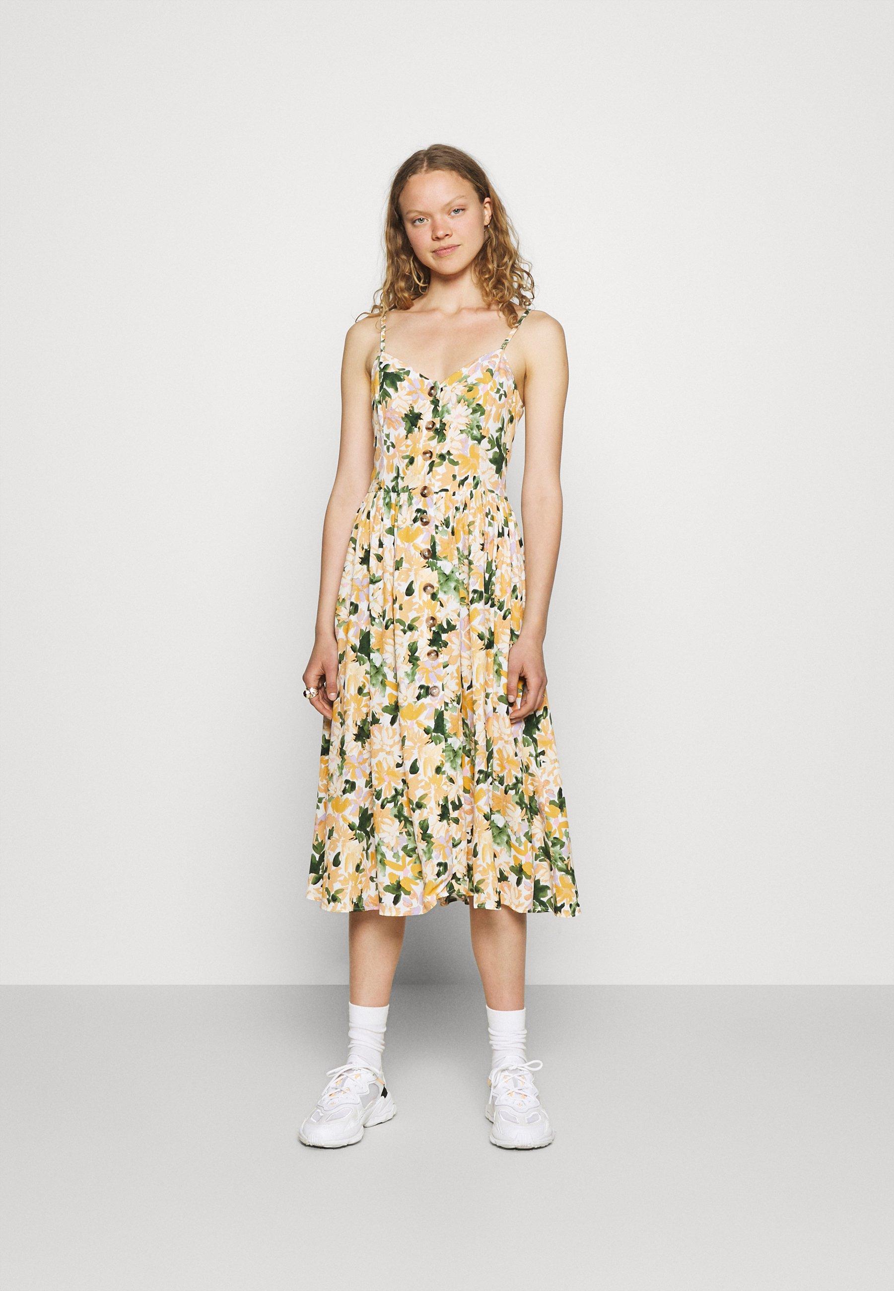 Women BUTTON DRESS - Day dress