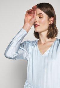 Bruuns Bazaar - ANOUR ART DRESS - Day dress - heather blue - 3