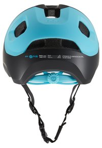 POC - AXION SPIN - Helm - uranium black/kalkopyrit blue matt - 3