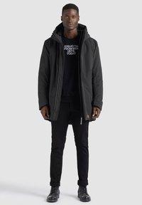 khujo - Winter coat - schwarz - 6
