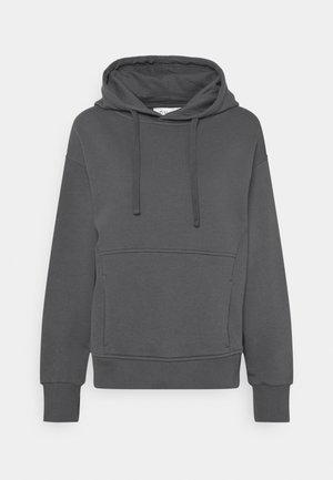 MINIMAL HOODIE - Sweatshirt - dark grey