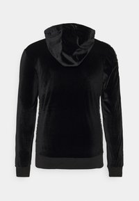 Glorious Gangsta - MATEO ZIP HOODIE - Zip-up hoodie - jet black - 1