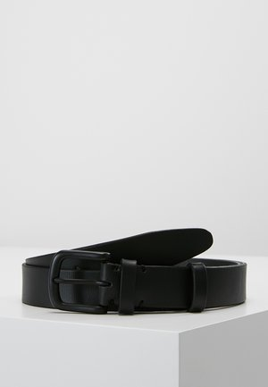 HAMBURG BELT - Riem - black