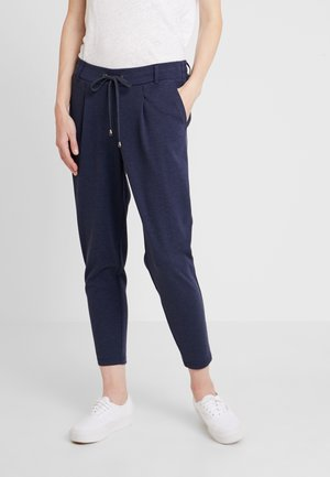 FINE PANT - Tracksuit bottoms - navy