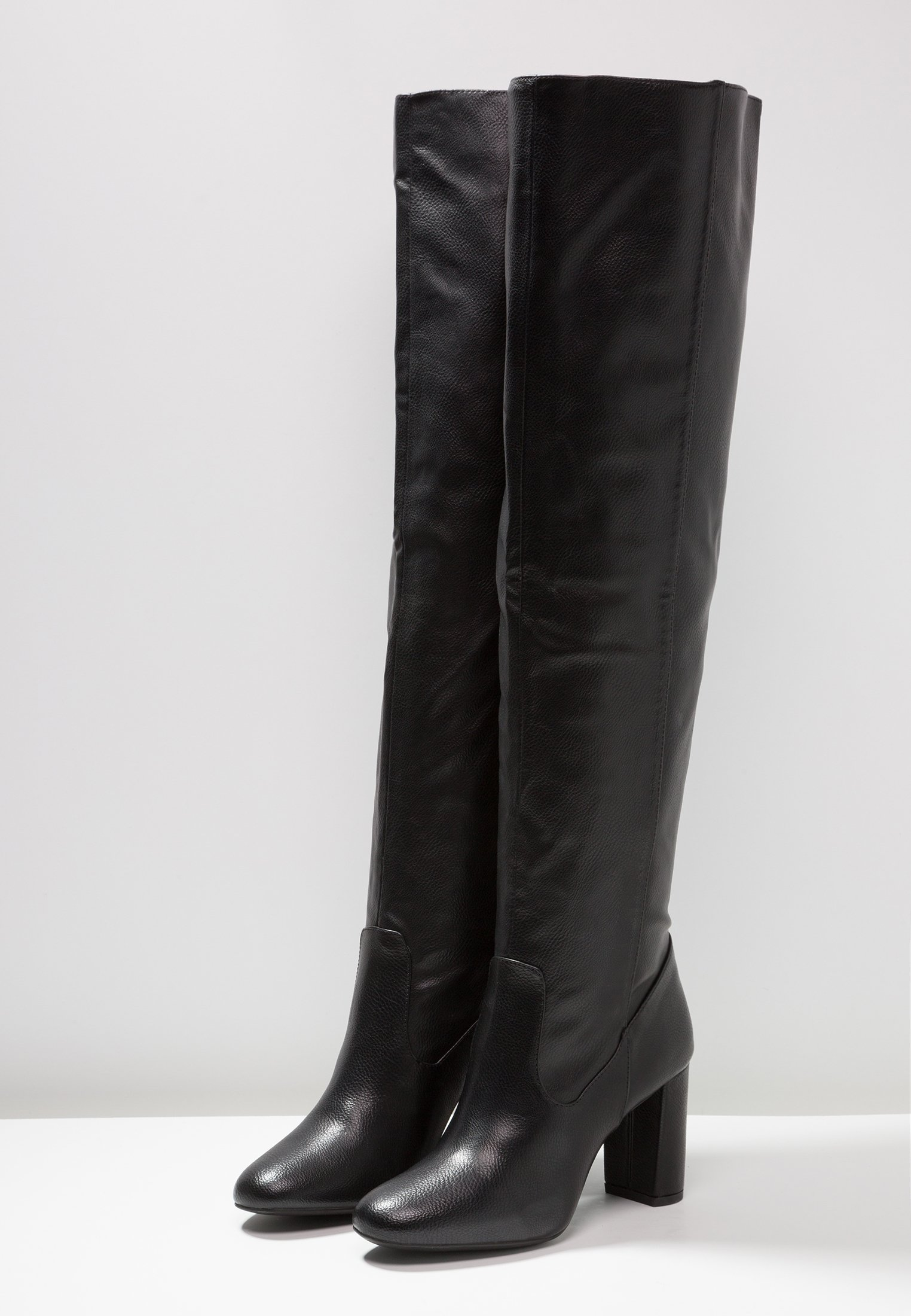 New Look BEX Overknee laarzen black Zalando.nl