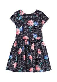 Tom Joule - Day dress - marineblau floral - 1