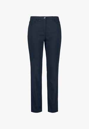 Stretchhose - Trousers - navy