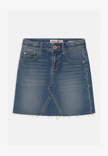 DAYLIN  - Denim skirt - light indigo