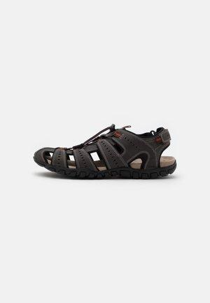 SAND MITO - Chodecké sandály - black