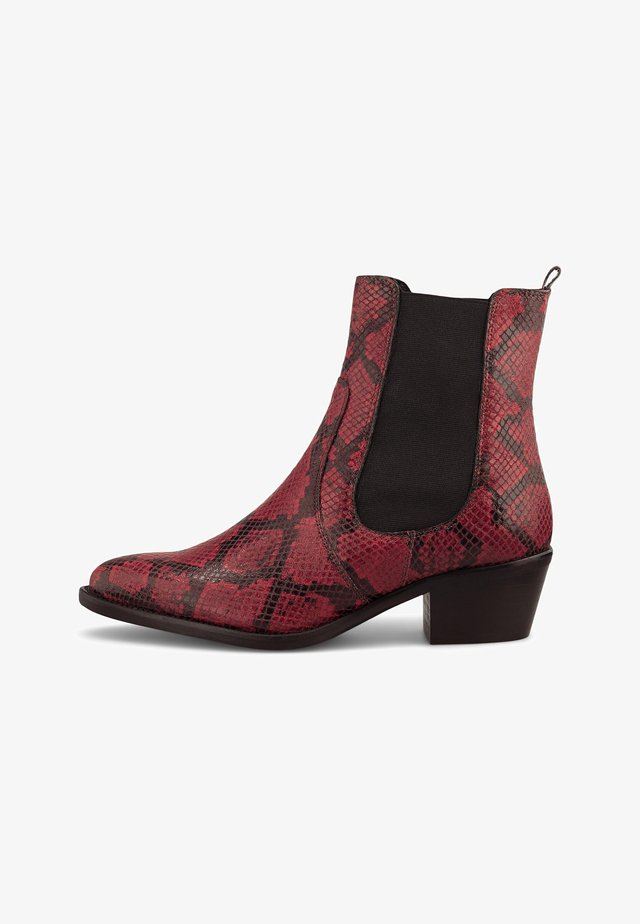 Classic ankle boots - rot