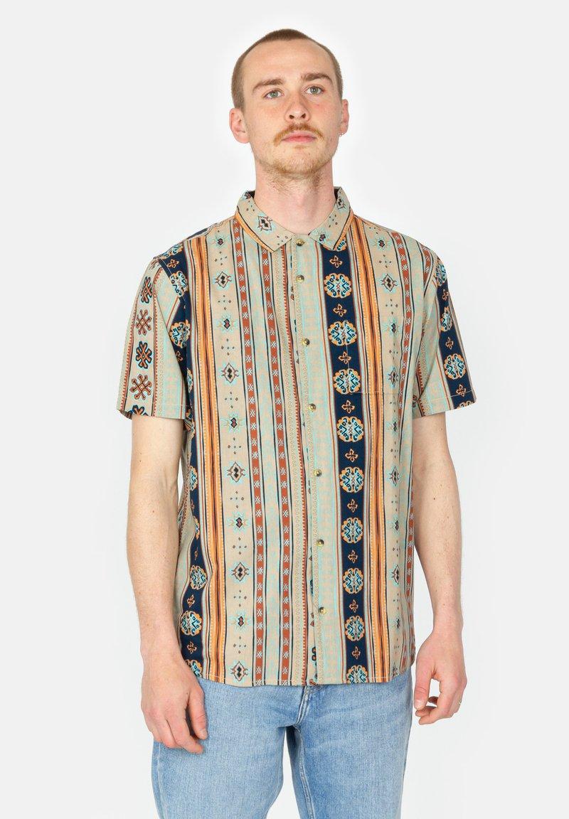 Roark - Shirt - stone
