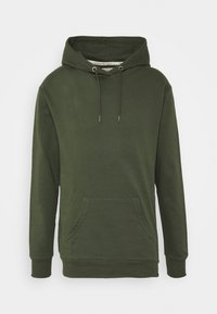 Newport Bay Sailing Club - CORE HOOD - Sweat à capuche - khaki - 4