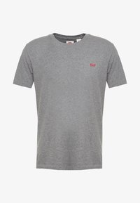 Levi's® - ORIGINAL TEE - Basic T-shirt - charcoal heather - 3