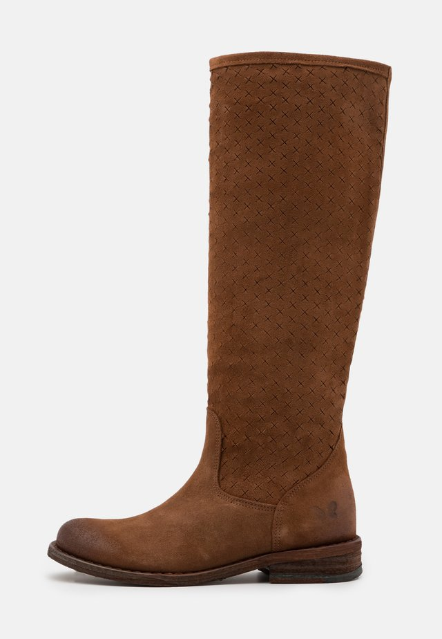 GREDO - Bottes - marvin/picado brown