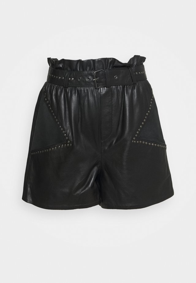 SACHI - Shorts - black