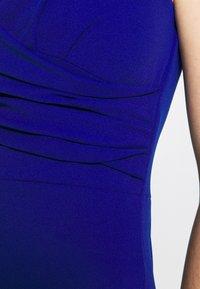 WAL G. - OFF THE SHOULDER DRESS - Occasion wear - cobalt blue - 5