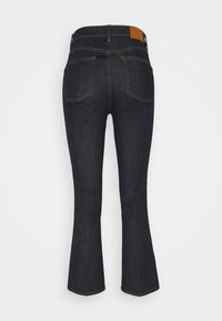 Tory Burch - CROPPED - Bootcut jeans - resin rinse - 7