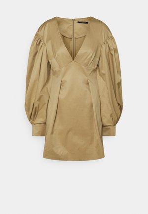 MINI DRESS  - Robe d'été - stone