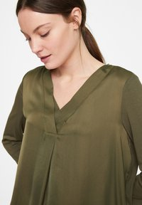 comma casual identity - Long sleeved top - khaki - 3