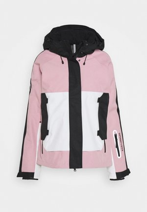 FREESTYLE ATTACK JACKET - Ski jacket - soft pink