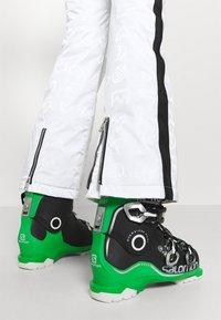 Rossignol - RAINBOW SKI - Snow pants - white - 3
