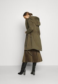 Marc O'Polo DENIM - CASUAL WASHED  - Winter coat - utility olive - 2