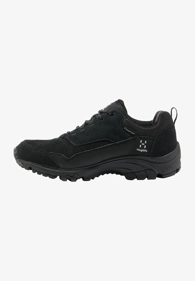 Hiking shoes - true black