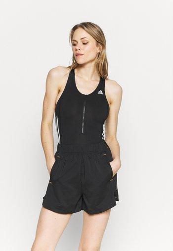 LEOTARD  - Gym suit - black/white