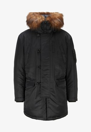 CAMALIS - Winter coat - black