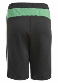 adidas Performance - COMFORT COLORBLOCK SHORTS - Sports shorts - black - 1