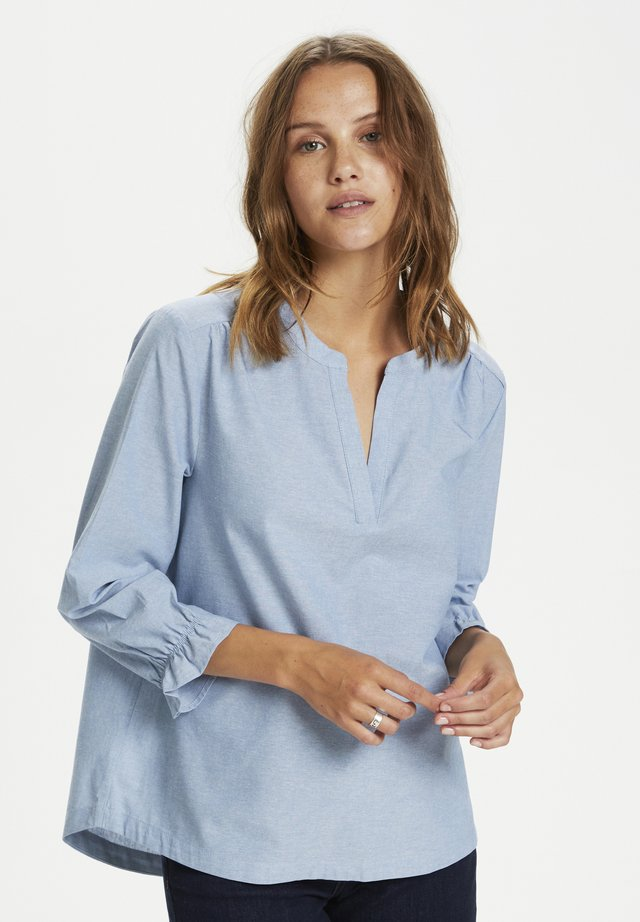 ELGA - Blusa - parisian blue