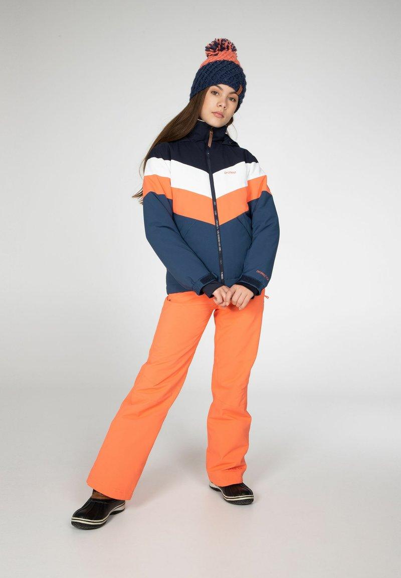 Protest - Snowboard jacket - atlantic