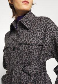 Diane von Furstenberg - MANON COAT - Short coat - grey - 6