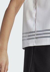 adidas Originals - Print T-shirt - white - 3