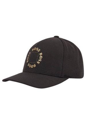 CAP-CIRCLE - Cap - schwarz (15)