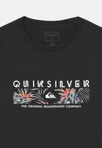 Quiksilver - DISTANT SHORES  - Print T-shirt - black - 2