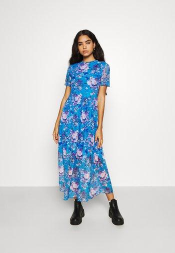 MALISSA - Denní šaty - arzur blue