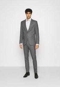Bugatti - KARTE - Kostuum - grey - 0