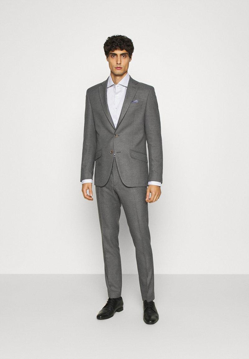 Bugatti - KARTE - Kostuum - grey