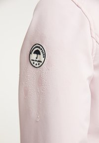 Schmuddelwedda - Waterproof jacket - hellrosa - 4