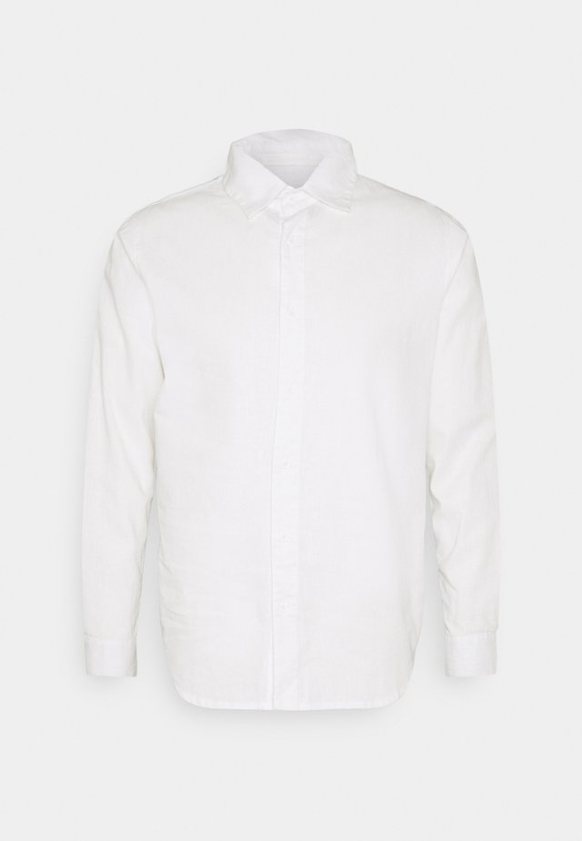 EVERYDAY LONG SLEEVE - Košile - white