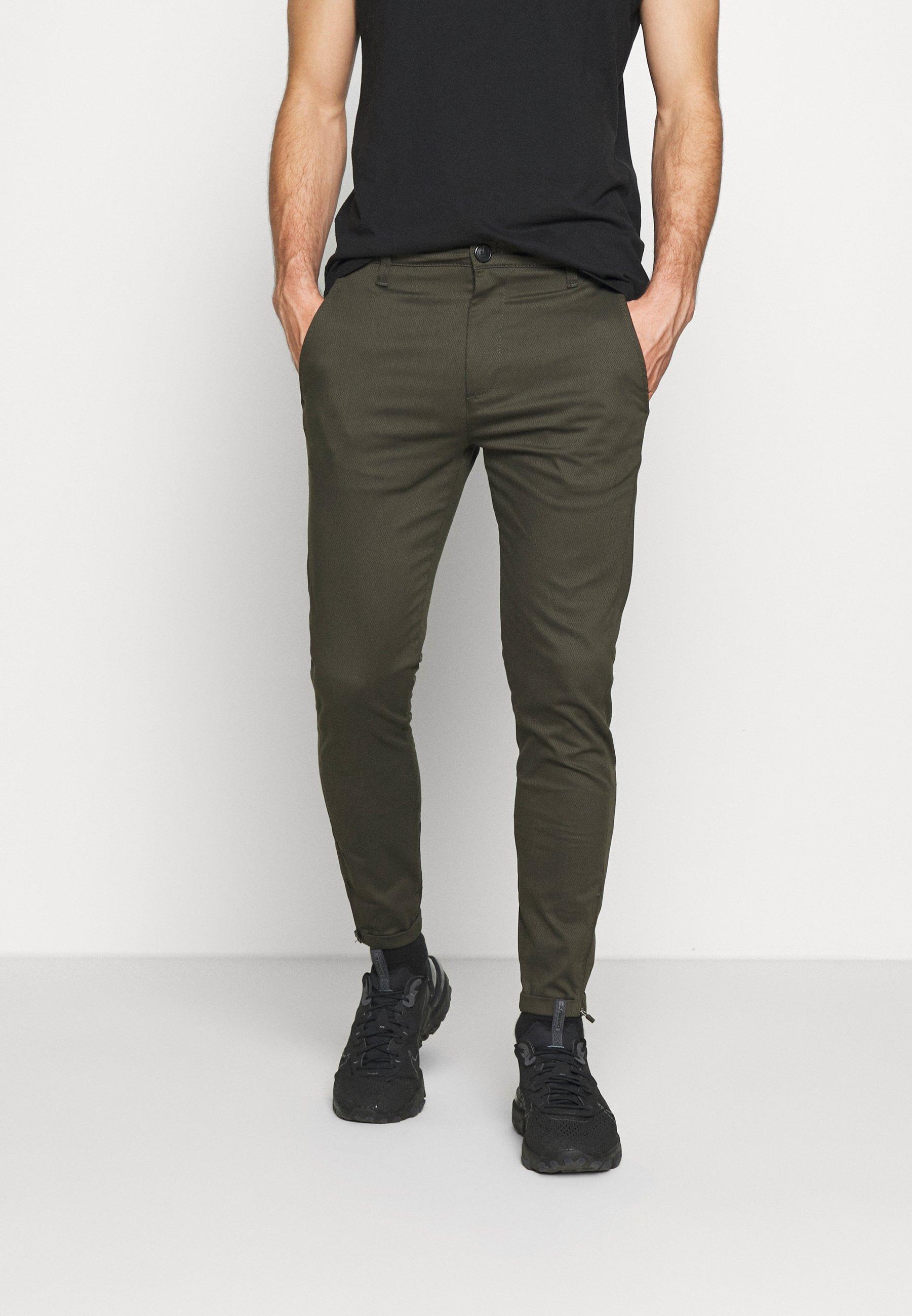 Uomo PISA DALE PANTS - Pantaloni